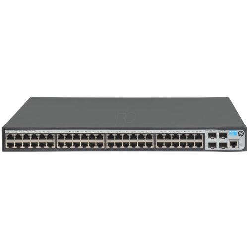 HP1920S-48G | 48 poorten | PoE+