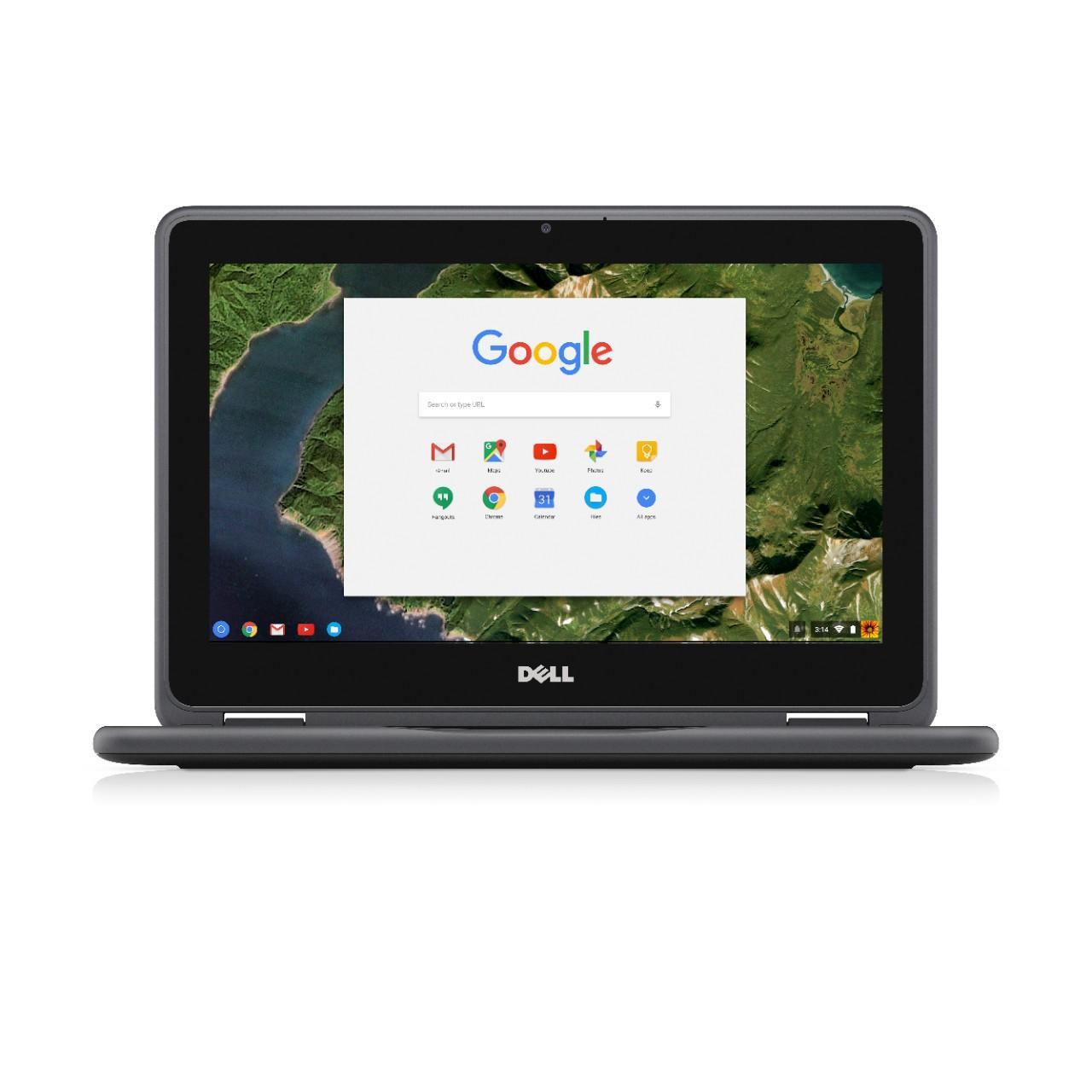 Dell Chromebook 5190 | Celeron | 32 GB | Touchscreen kopen